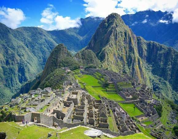 Machu Picchu, Inca City – Part 2 : Machu Picchu